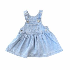 🍁3 for 20🍁 Gap overall jean dress